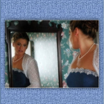 Cassidy Lace Bridal Shrug & Sophie corset