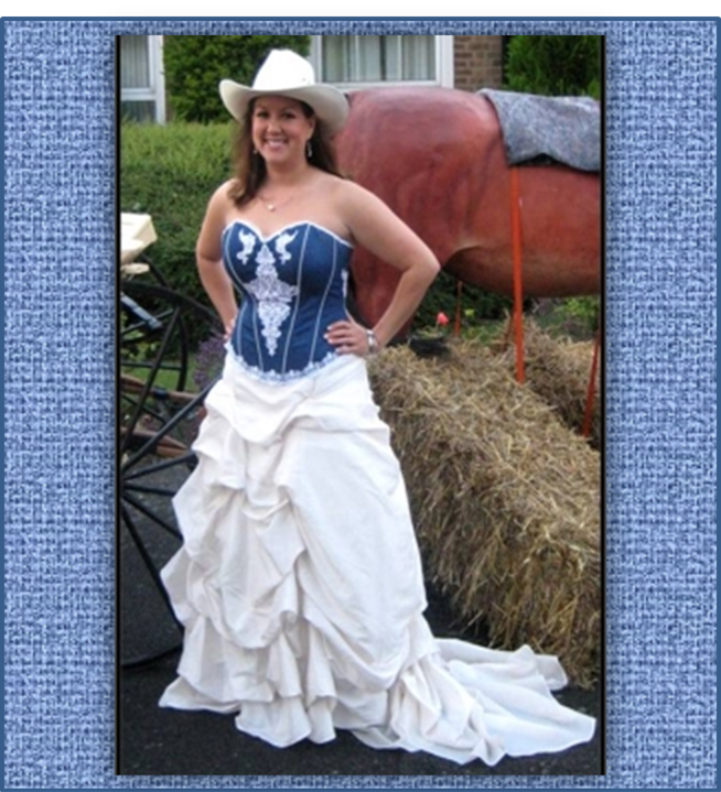 I Recently Attended A Summer Ball Formal Where The Theme Was Wild West It Difficult Task To Try Come Up With Creative Dress